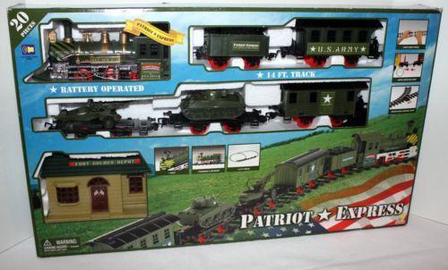Military Train Set EBay