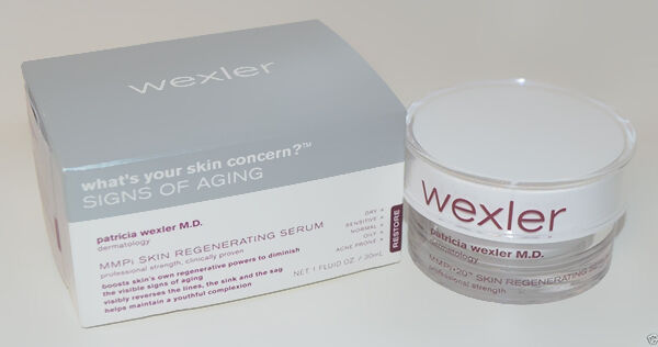 Wexler Skin Care Products