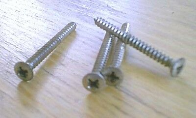 Fender 1960s-1970s neck screw set Strat part 4 luthier project 60 Stratocaster
