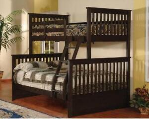 Lord Selkirk Furniture Paloma Twin Double Bunkbed 349 00