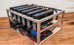 6 *AMD RX580 GPU 24h MINING RIG RENTAL 150+ MH Ethereum 170 MH ETC and Other