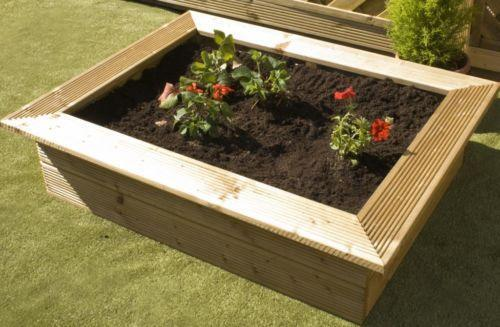 Vegetable Raised Garden Plastic Kit