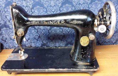 1929 Singer Sewing Machine EBay