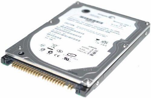 Seagate 2,5 Zoll IDE / PATA Laptop Notebook Festplatte 40GB 60GB 80GB 100GB 120