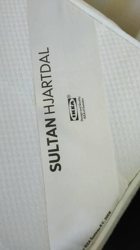 Ikea Sultan Hjartdal Mattress King Size