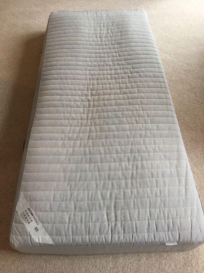Ikea Sultan Huglo Single Bed Mattress