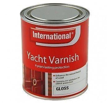 International Yacht Varnish EBay