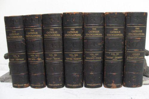 Catholic Encyclopedia: Books | eBay