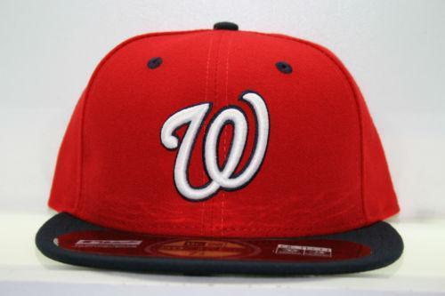Washington Senators Hat History