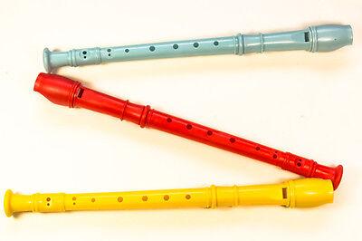 Flöte Kinderflöte Blockflöte Musikinstrument für Kinder Kunststofflöte