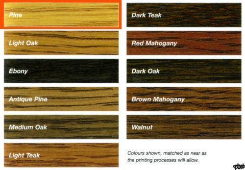 Wood Dye Paint Amp Varnish EBay