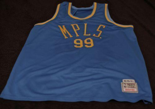 Minneapolis Lakers Jersey Basketball NBA EBay