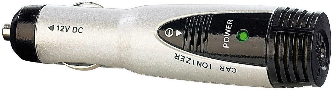 Lescars Kfz-Ionisator-Luftreiniger Auto Luftwäscher Zigarettenrauch Lufterfrisch