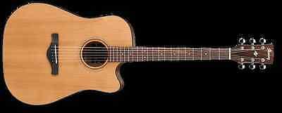 Ibanez AW65ECE-LG Elektro-Akustikgitarre Westerngitarre Natural Low Gloss