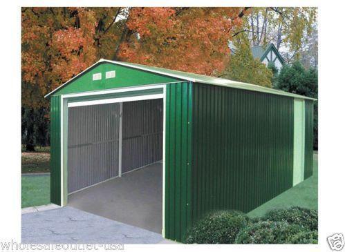12x20 Garage EBay