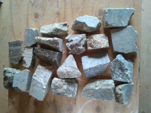 Blocks Soapstone Carving