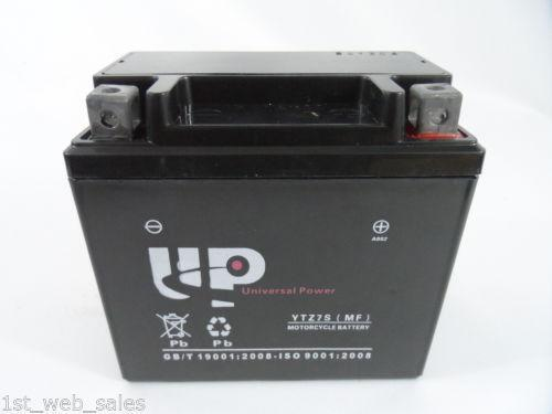 Metropolitan Honda Scooter Battery