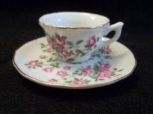 And Japan Teacup Trademarks Made Miniature Saucer