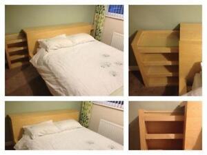 King Size Bed Frame Storage