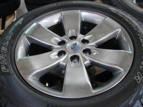17 Focus Inch Ford Rims