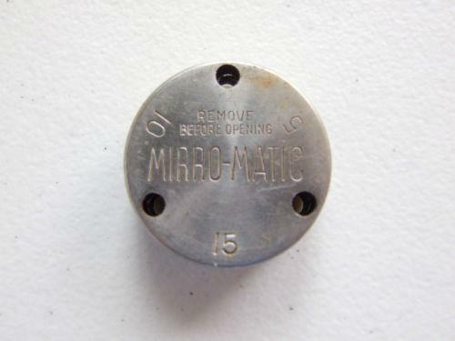 Canner Mirro Matic Parts