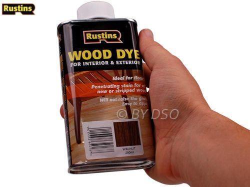 Outdoor Wood Stain Paint Amp Varnish Ebay