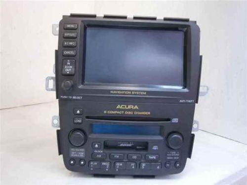 2003 Acura Mdx Navigation Dvd