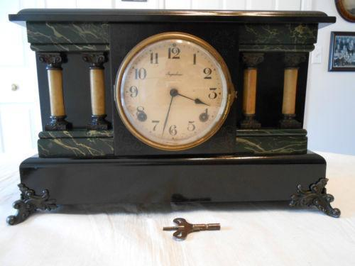 Parts Clock Antique French