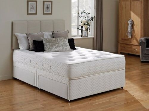 New Deal Brand Small Double Divan Bed Mattress 89 Fast Delivery