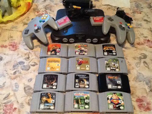 Nintendo 64 Zelda Bundle EBay