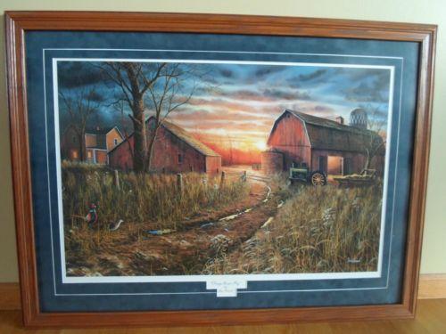 Jim Hansel Prints EBay