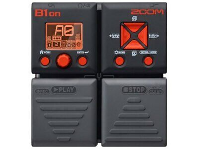 ZOOM B1on Effects Pedal