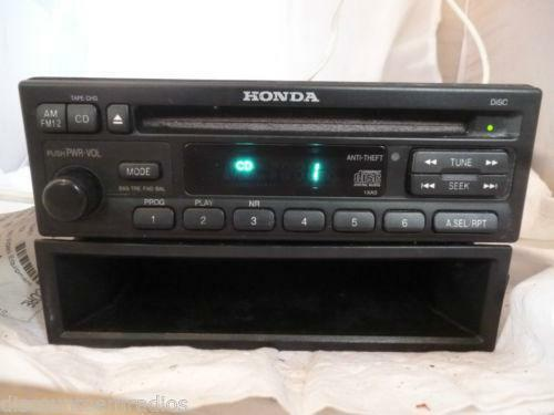 96 Honda Accord Radio | eBay