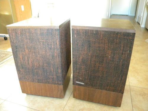 2 Series Bose 601 Woofers