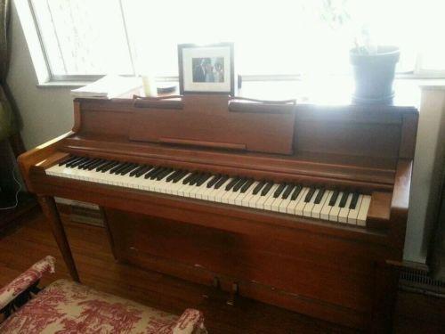 Wurlitzer Spinet Piano Ebay