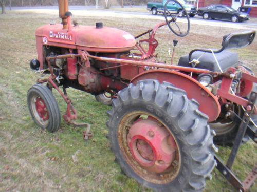 Farmall A Tractor | eBay