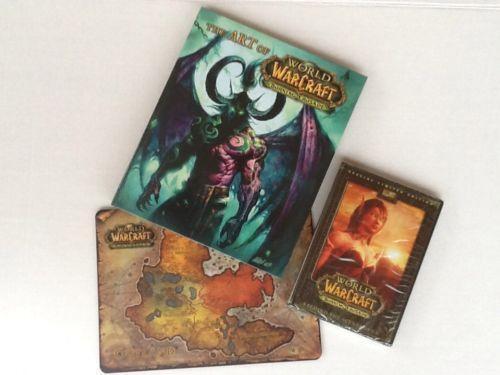 Art World Warcraft Book