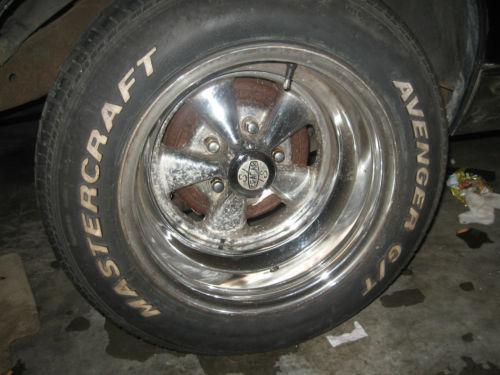 Set 4 Chevy S 10 Wheels Rims