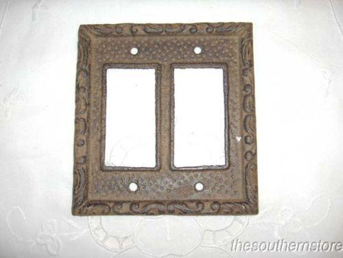 Iron Switch Plate