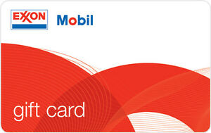 $100 ExxonMobil Gas Gift Card For Only $92!! - FREE Mail Delivery