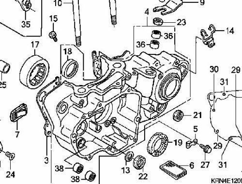 CRF250R Engine   eBay