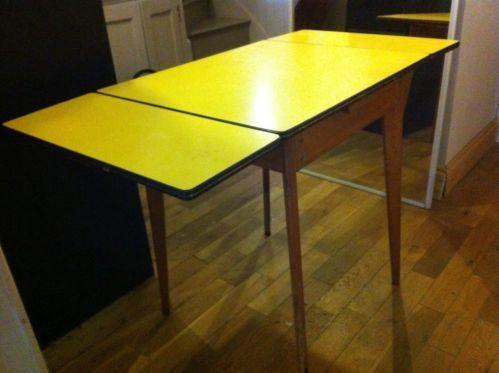 50s Formica Table EBay