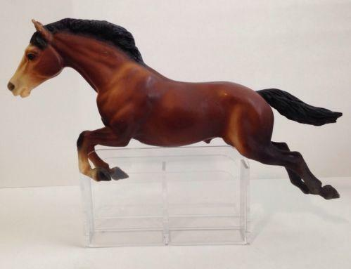 Breyer Jumping Horse Ebay