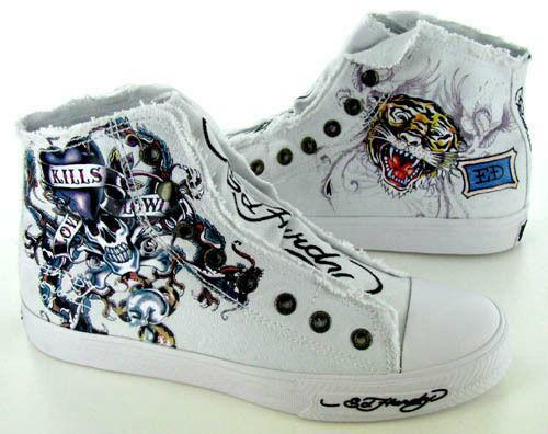 Hardy Ed Shoes Converse