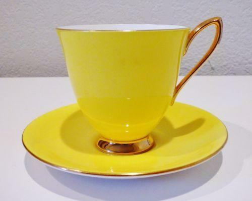 Yellow China Dinnerware