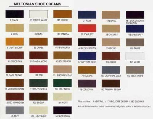 Meltonian Shoe Cream EBay