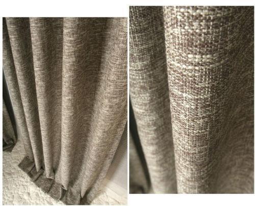 Grey Tweed Curtains Uk Www Stkittsvilla Com