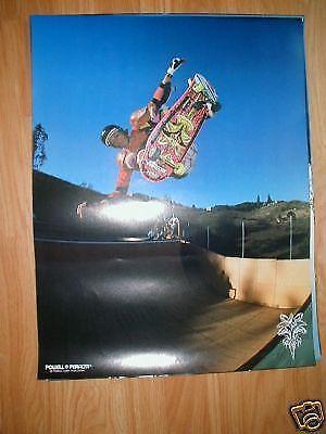 Vintage Skateboard Poster EBay