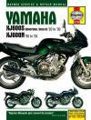 HAYNES WORKSHOP SERVICE REPAIR MANUAL BOOK Yamaha XJ600S Diversion Seca XJ600N