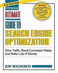 Ultimate Guide to Search Engine Optimization: Drive Traffic, Boost-ExLibrar